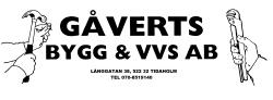 Gåverts Bygg & VVS